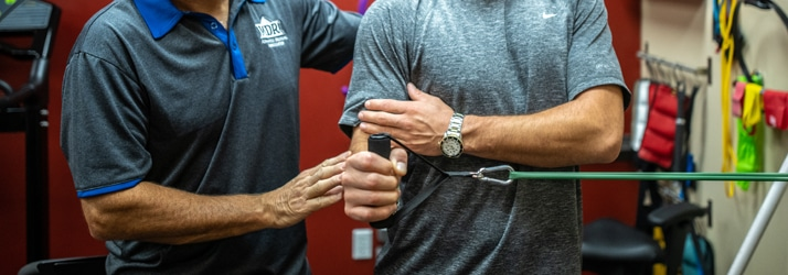 Therapeutic Exercises at MDR Advanced Medical Associates