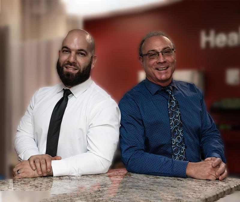 Chiropractor Boynton Beach FL Mark P. DiRoma & Abe Nasser